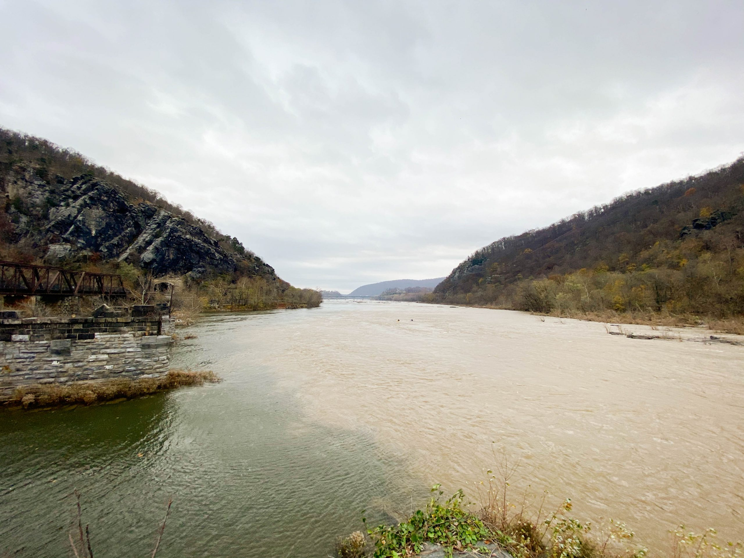 The Point - Harpers Ferry - Hummingbird Acres
