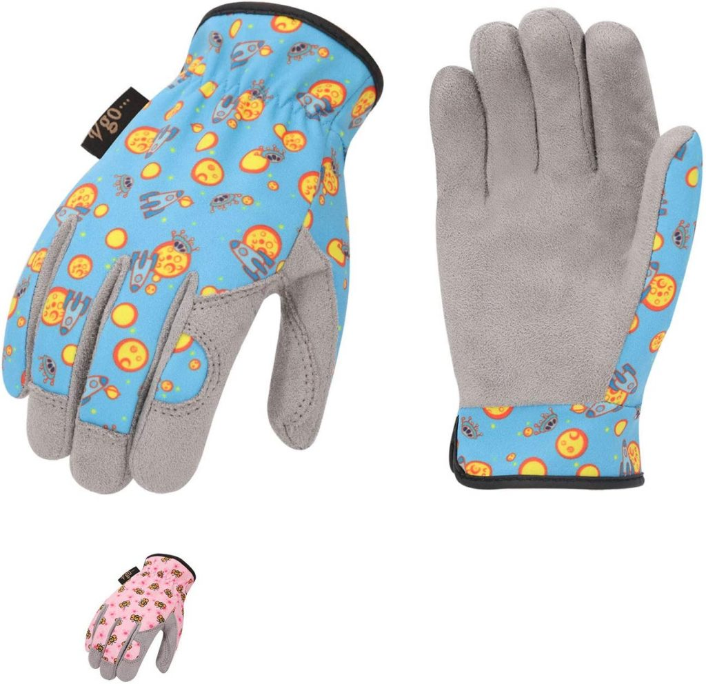 kids outdoors gloves